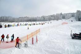 Lądek-Zdrój Atrakcja Stacja narciarska Lądek-Zdrój