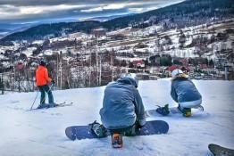 Stronie Śląskie Atrakcja Stacja narciarska Kamienica